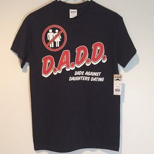 NWT Dad t-shirt size small
